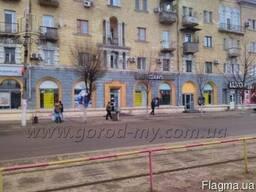 Сдам магазин 235 кв.м. в самом центре Днепродзержинска