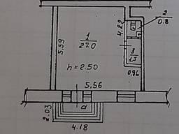Сдам магазин 30 кв. м верх пр. Кирова (Поля) красная линия