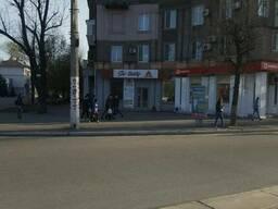 Сдам магазин в Днепродзержинске.