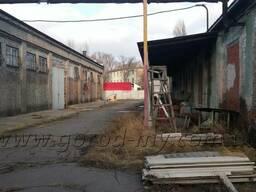 Сдам производственно-складскую базу 1000 кв. м. - пр. Правды