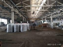 Сдам производственное помещение пл. 200-800м. кв. с кран балкой 3т.
