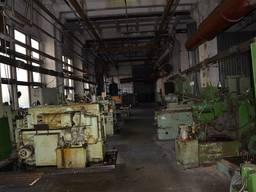 Сдам производственные помещения 1400кв. м Мельницкая