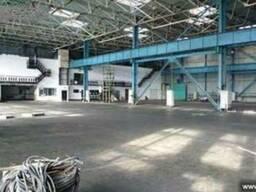 Сдам склад, производственные помещения