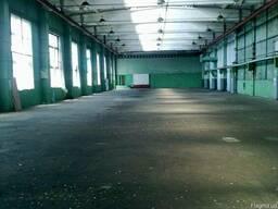 Сдам под склад/производство капитальное строение площадью 13