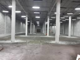 Сдам склад в аренду 1750м кв