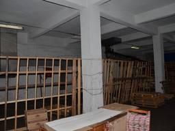 Сдам складские помещения от 1000кв. м до 2500кв. м