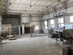 Сдам складские, производственные и офисные помещения