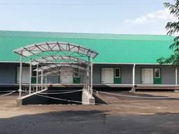 Сдам складское помещение, в районе Репкинской базы 1900м2