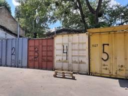 Сдам в аренда контейнера, бокс, склад. все районы Киева