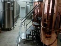 Сдам в аренду действующую мини-пивоварню.