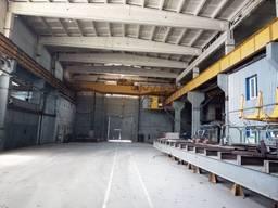 Сдам в аренду производственно-складское помещение от 1000 до 15000 кв. г. Запорожье