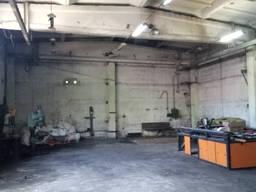 Сдам в аренду производственно-складское помещение 450 кв. Заводской р-н промзона эл-во до