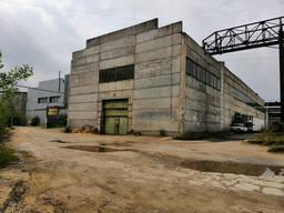 Сдам в аренду закрытое производственное помещение 1050м2