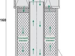SDB-093/2 осушитель воздуха (Адсорбционный сапун)
