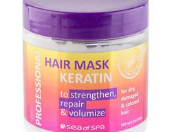 Sea of Spa Кератиновая маска для волос HAIR MASK Keratin. ..