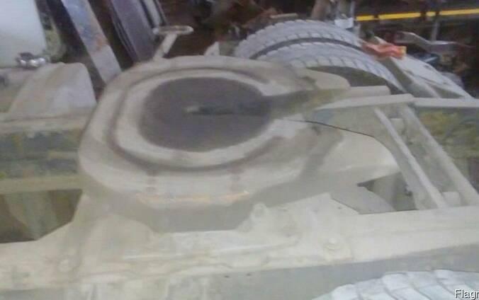 Седло Jost 140 мм, 180 мм