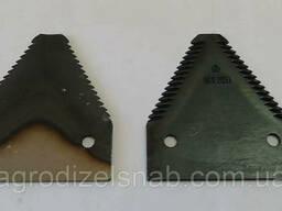 Сегмент ножа жатки Claas 0611203.1 (аналог)