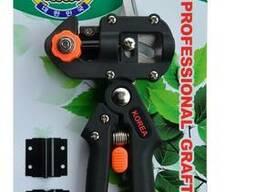 Секатор прививочный Professional Grafting tool Акция 3 ножа