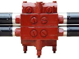 Секционный гидрораспределитель МРС 63 3/1 Р. 4. 6 аналог Р 12.