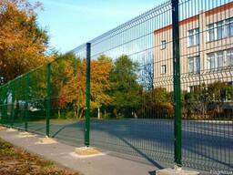 Секция ограждения 1,53*2,5 м (забор)