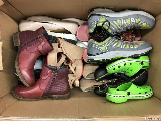 Секонд хенд одежда и обувь ( б/ у одежда )