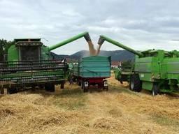 Сельхозпредприятия, земли пахатные бальность не меньше 60
