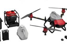 Сельскохозяйственный квадрокоптер XAG XP 2020