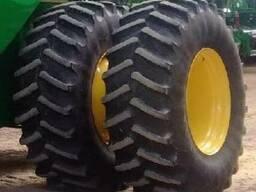 Сельскохозяйственные колеса для тракторов и комбайнов