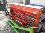 Селялка зерновая к минитрактору - фото 1