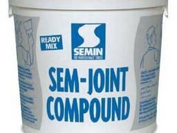 Sem-Joint Ccompound Готовая шпакл. финиш / 10л.