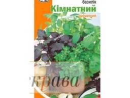 Семена Базилик Комнатный смесь, 0. 2 гр