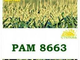 Семена кукурузы Рам 8663 ФАО 340 Степова