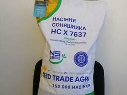 Семена подсолнечника НС-Х-7637 (Евро-Лайтинг) 2018 год
