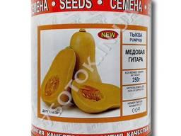 Семена тыквы «Медовая Гитара» мускатная, 250 г, инкрустированные (Vitas)