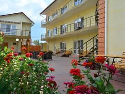 Семейный отдых на Черном море. Отель Адам и Ева. Затока