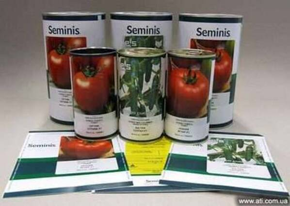 Seminis Vegetable Seeds