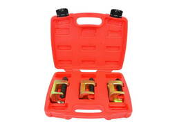 Съемник шаровых опор 3 ед. 23mm*28mm*34mm чемодан, G02585 GEKO