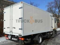 Сэндвич-панельный фургон на авто МАЗ - фото 3