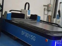 Senfeng 1.5кВт SF3015G Raycus / IPG в Україні з ПДВ і пуско-налагодженням