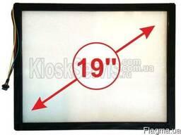 """Сенсорная панель LED-IR «i-touch» 19"""" упрощенная рамка"""