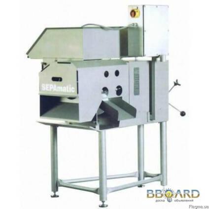 Sepamatic 410 - мясокостный сепаратор