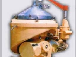 Сепаратор для тонкой очистки различных соков Г9-КОВ