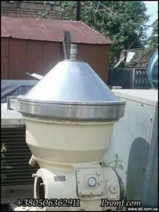 Сепаратор молокоочиститель Ж5 ОМ2-ЕС 30 30000л/час