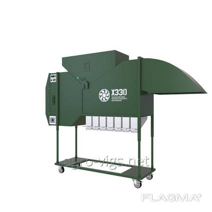 Сепаратор зерна ИСМ - 10 (Веялка зерноочистительная)