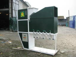 Сепаратор зерна ІСМ-15 Сепаратор зерновой 15 т/час