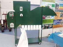 Сепаратор зерна исм-3 тонны калибратор зерна