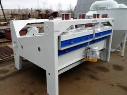 Сепаратор зерноочистительный БСХ-100, зерноочистка