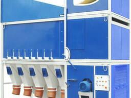 Сепаратор зерновой аэродинамический САД-100