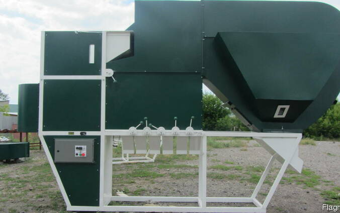 Сепаратор зерновой ІСМ-20-ЦОК сепаратор зерна 20 т/час