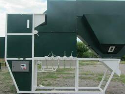 Сепаратор зерна ІСМ-30-ЦОК Сепаратор зерновой 30 т/час